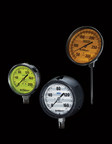 The InSight option includes a highly reflective material affixed to a gauge dial face, which allows it to redirect available light, helping users get accurate readings in limited lighting.