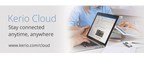 Kerio Cloud - Helping Smaller Businesses Work Smarter (PRNewsFoto/Kerio Technologies)
