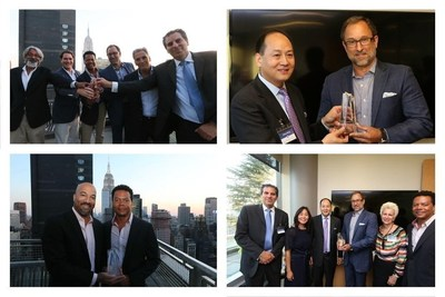SKYY Digital Media Group Named Most Innovative Company at China-US Chamber of Commerce Award Ceremony