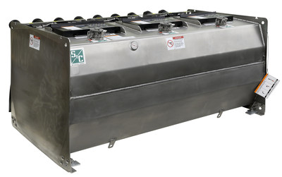 S&C's Vista switchgear's new 40-kA switching solution uses gas sealed in a completely submersible stainless steel tank
