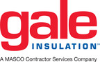 Gale Insulation Logo.  (PRNewsFoto/Masco Contractor Services)