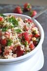 12-year-old creates strawberry quinoa dish to win contest