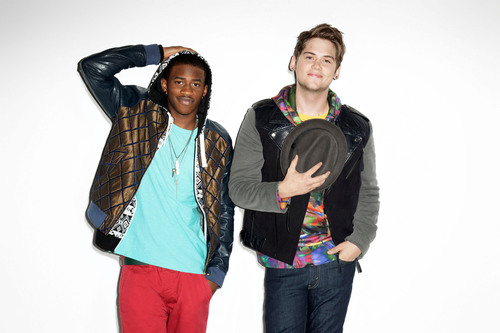MKTO Signs With Columbia Records.  (PRNewsFoto/Columbia Records, Brooke Nipar)