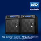 WD(R) Introduces New Ultra-compact Network Storage Plus Servers(PRNewsFoto/WD)