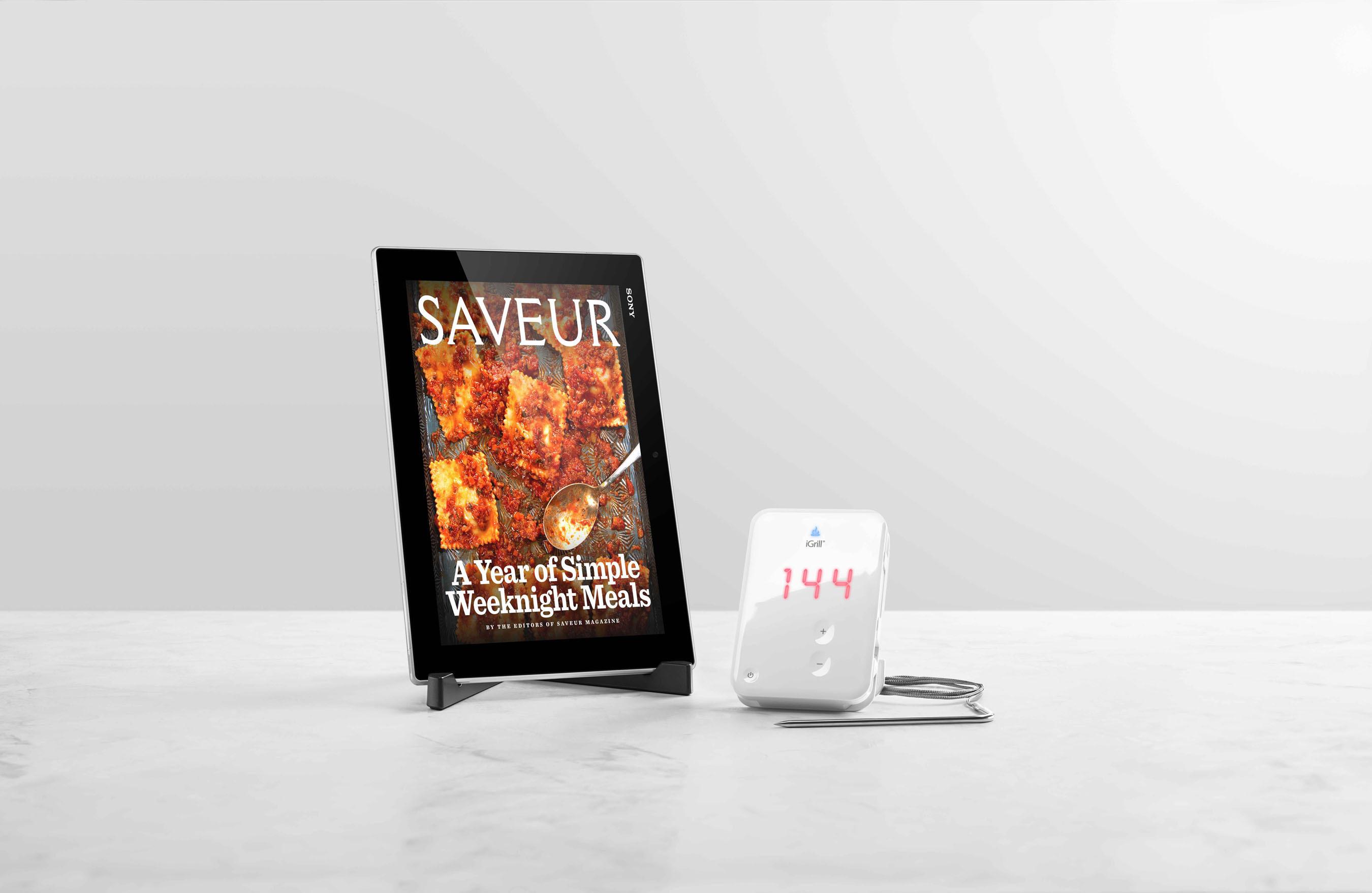 Sony Xperia Tablet Z: Kitchen Edition now available. (PRNewsFoto/Sony Electronics) (PRNewsFoto/SONY ELECTRONICS)