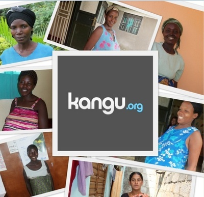 Kangu.org crowdfunds medical care for pregnant women and newborn babies in developing countries. (PRNewsFoto/Kangu.org)