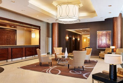 Sheraton College Park North Hotel Lobby