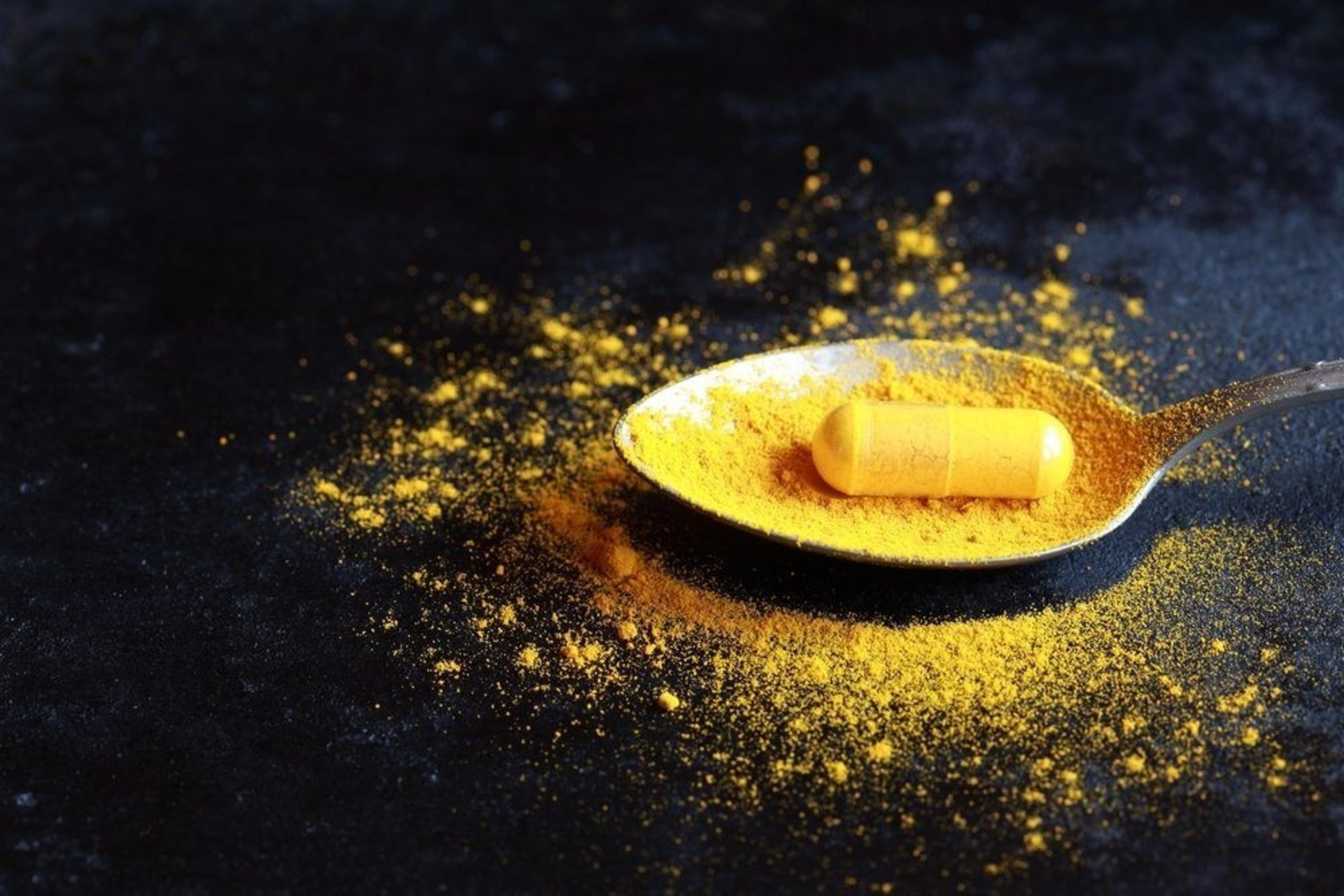 High-Potency Turmeric Receives GRAS Status for Medical Foods