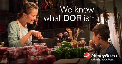 "Visual for ""We know what DOR is"" in English"