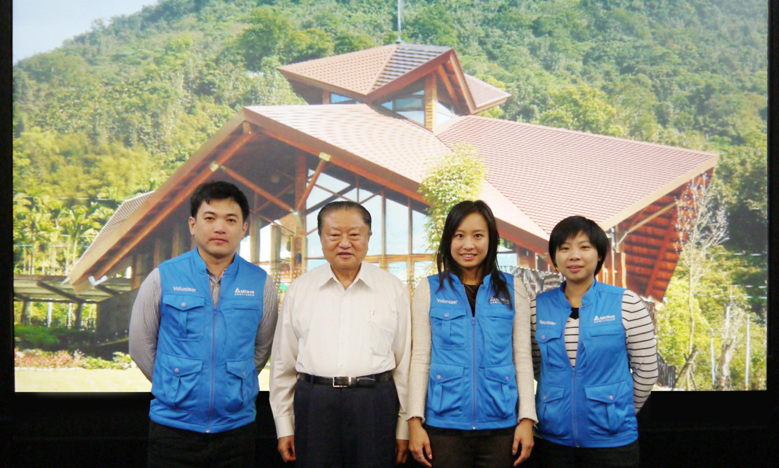 Delta Electronics Foundation kündigt auf UN-Klimakonferenz Taiwans erstes