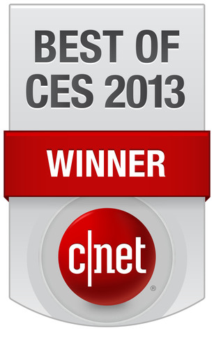 VIZIO's 42' 5.1 Home Theater Sound Bar Wins CNET Best of CES Award for Home Theater and Audio at