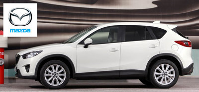 The 2015 Mazda CX-5 is available now for test drive and purchase at Ocean Mazda of Miami. (PRNewsFoto/Ocean Mazda)