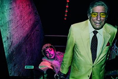 Tony Bennett & Lady Gaga: Cheek To Cheek Released On Tuesday, September 23 (PRNewsFoto/Interscope Records)