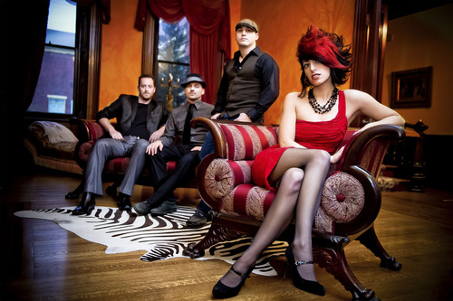 Lovebettie, Pittsburgh's hottest band, is asking for your vote to send them to The 2014 GRAMMY's in Los  ...