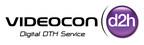 Videocon d2h Logo (PRNewsFoto/Videocon d2h Limited)