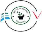 Native American Organics, LLC logo.