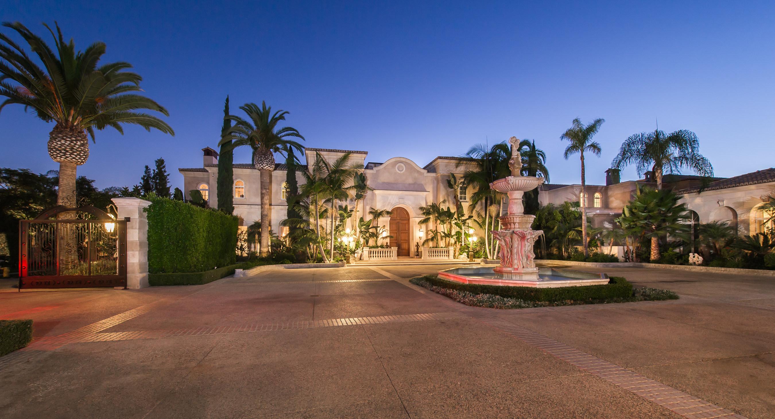 Amerikas teuerstes Eigenheim steht für 195 Millionen US-Dollar über Coldwell Banker Previews