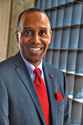 UH Law Center Dean Leonard M. Baynes (PRNewsFoto/University of Houston Law Center)