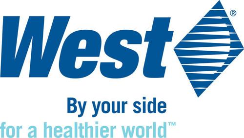 West Pharmaceutical Services logo. (PRNewsFoto/West) (PRNewsFoto/WEST)