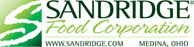 www.sandridge.com.  (PRNewsFoto/Sandridge Food Corporation)