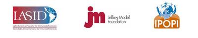 LASID Logo, Jeffrey Modell Foundation Logo, IPOPI Logo