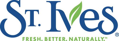 St Ives Logo. (PRNewsFoto/St. Ives) (PRNewsFoto/ST. IVES)