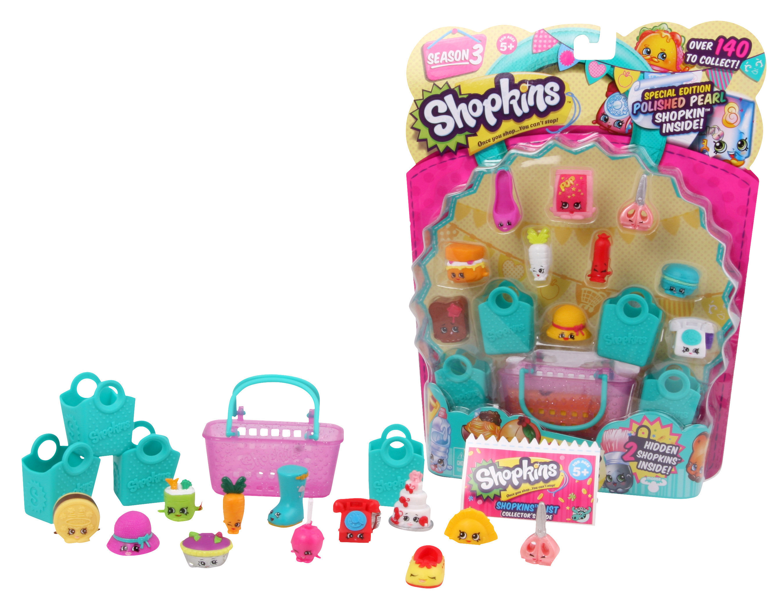 Moose Toys' Shopkins 12-Pack was the hottest selling toy of the year, according to The NPD Group Inc. / Retail Tracking Service. The biggest tiny toy brought a strong force to retail sales in 2015, beating toys from major movies and television shows.