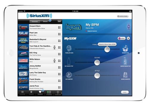 SiriusXM Launches MySXM.  (PRNewsFoto/Sirius XM Radio)