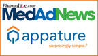 Webinar Series: Enabling the New Marketing Model brought to you by Med Ad News. Sponsored by Appature.  (PRNewsFoto/Med Ad News, UBM Canon)