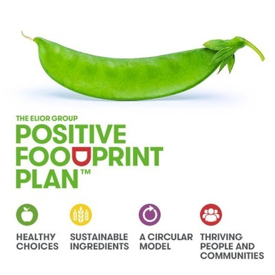 CSR Strategy - In a Bid to Leave a Positive Footprint on the Planet, Elior Group Launches its Positive Foodprint Plan