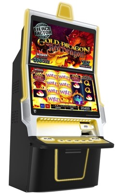 AGS' Gold Dragon Red Dragon Slot Game