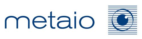Metaio Logo. (PRNewsFoto/Metaio) (PRNewsFoto/METAIO)