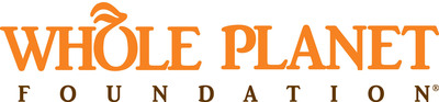 Whole Planet Foundation logo.  (PRNewsFoto/Grameen America)