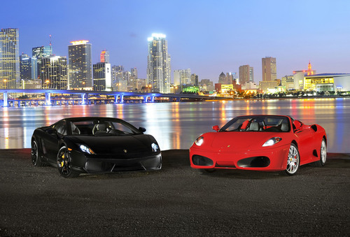 Hertz Launches Dream Cars In The U.S.