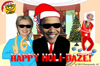Give the Gift of a Jolly Holiday with the Newest Christmas eCards from Doozycards.com!(PRNewsFoto/Doozy Cards)