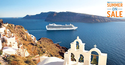 Princess Cruises Summer on Sale.