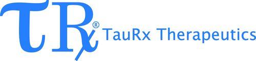 TauRx Therapeutics Ltd Logo (PRNewsFoto/TauRx Therapeutics Ltd)