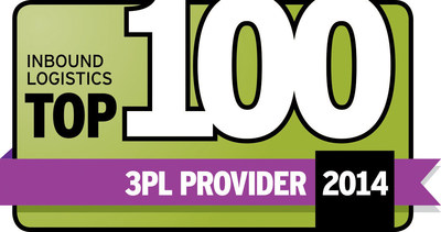 OHL makes Inbound Logistics Top 100 3PL list 16 years in a row.