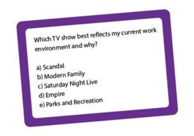 Personalogy Party Sample card