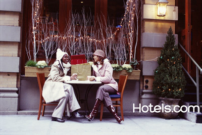 Hotels.com asked Americans how they plan to spend their December and discovered some interesting dynamics when it comes to traveling for the holidays.