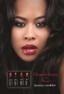 Lip Addyct Releases Chameleon by Lisa Wu, a Lipstick Line Now Available at LipAddyct.com.  (PRNewsFoto/Lip Addyct)