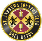 St. Andrews Country Club logo. (PRNewsFoto/ST. ANDREWS COUNTRY CLUB)