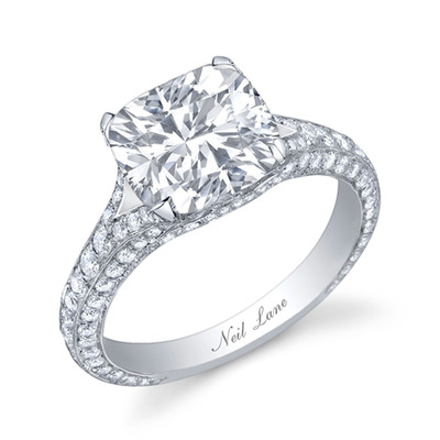 Surprise Engagement with a Neil Lane Diamond Ring During the Three-Hour Season Finale of ABC's Competitive Reality Series Bachelor Pad