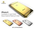 London based luxury gift company pre-launch 24ct Gold iPhone 6 with lifetime warranty and have already taken 300 orders
