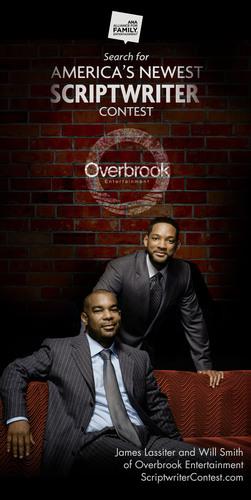 James Lassiter and Will Smith of Overbrook Entertainment - ScriptwriterContest.com. (PRNewsFoto/Association of ...