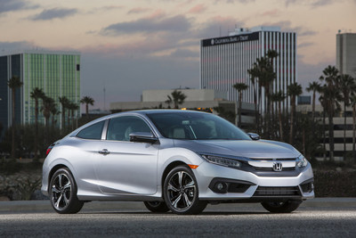 "2017 Honda Civic Named ""Overall Best Buy of the Year"" by Experts at Kelley Blue Book"