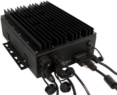 The SC240ML Computer from Small PC.  (PRNewsFoto/Small PC)