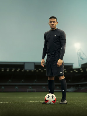 Under Armour Signs Prolific Dutch Footballer Memphis Depay