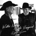 """Django and Jimmie"", the new studio album collaboration from Willie Nelson and Merle Haggard, two of the founding fathers of American outlaw country music, debuts at #1 on the country charts!"