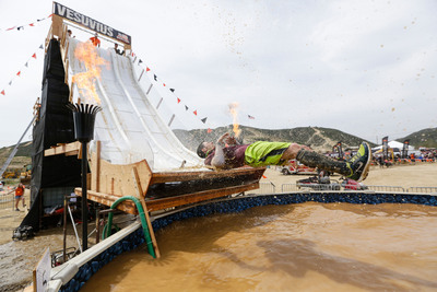 "With more than 1 million participants to date, Tough Mudder kicks off its 2014 season with new obstacles, new partners, and the unveiling of Mudder Legion, an exclusive group for the hardcore multi-Mudders who ""bleed orange."""